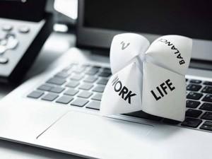 Work, Life &, Balance